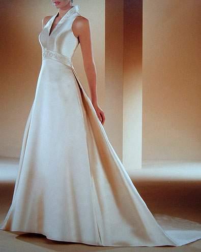 Vestido de novia alquiler