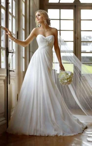 Las tendencias en moda nupcial y vestidos de novia para primavera ...