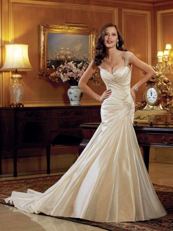 Los nuevos vestidos de novia en alquiler y de madrina o fiesta en ...