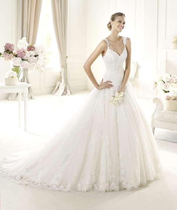 traje / vestido de novia alondra | boda 10 madrid, alquiler y venta