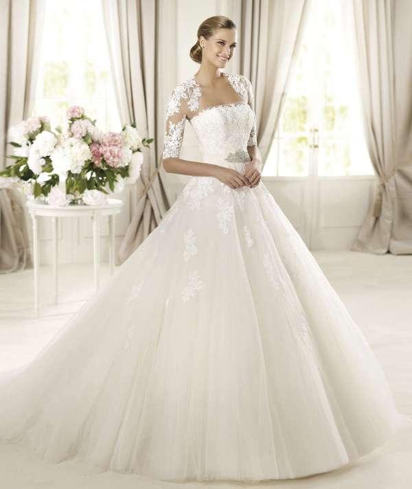 Alquiler vestidos novia en madrid
