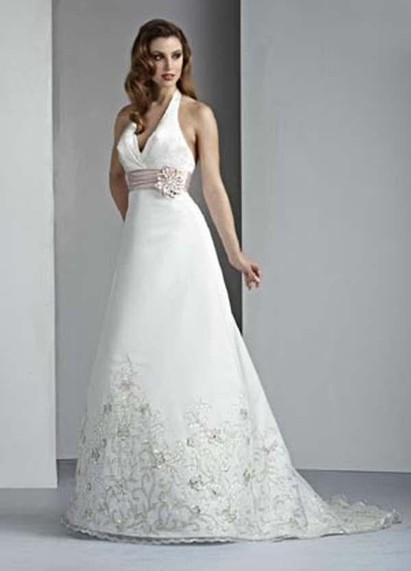 Vestidos de boda para alquiler
